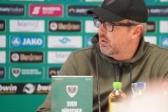 10. Spieltag: Preußen Münster - FC Bayern München II. Sven Hübscher.