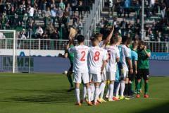 11. Spieltag: SC Preußen Münster - Fortuna Düsseldorf II 2:0