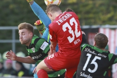 FSV Zwickau gegen Preußen Münster 23.11.2019 Foto: S. Sanders