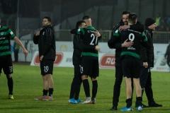 19. Spieltag: Preußen Münster - 1. FC Magdeburg 2:0.