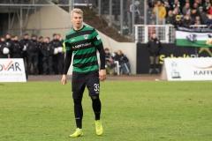 20. Spieltag: Preußen Münster - TSV 1860 München 0:1. Niklas Heidemann.