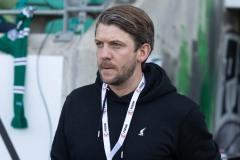 5. Spieltag 2021/2022: Preußen Münster - SV Rödinghausen 0:0. Sportchef Peter Niemeyer.