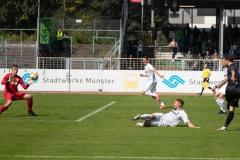 5. Spieltag 2021/2022: Preußen Münster - SV Rödinghausen 0:0. Leider kein Tor...