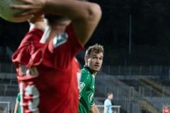 5. Spieltag: Wuppertaler SV - Preußen Münster. Jules Schwadorf.