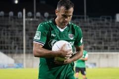 5. Spieltag: Wuppertaler SV - Preußen Münster. Alexander Langlitz.