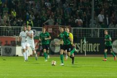 7. Spieltag 2021/2022: Preußen Münster - RW Essen 2:3. Marcel Hoffmeier.