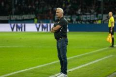 7. Spieltag 2021/2022: Preußen Münster - RW Essen 2:3. Christian Neidhart