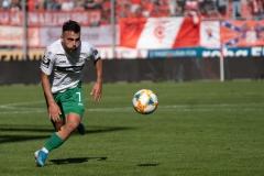 9. Spieltag: Hallescher FC gegen Preußen Münster. Seref Özcan.
