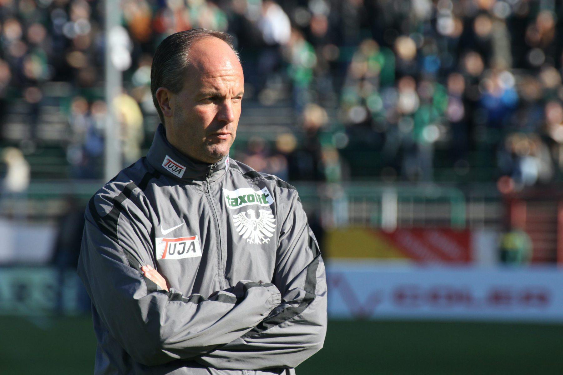 Trainer Preußen Münster