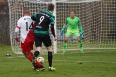 Testspiel Jong FC Utrecht - Preußen Münster (1:4). Til Busemann im Dadashov-Trikot.