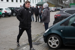 Auftakttraining beim SC Preußen Münster am 4. Januar 2020. Arne Barez, zuletzt Interimstrainer.