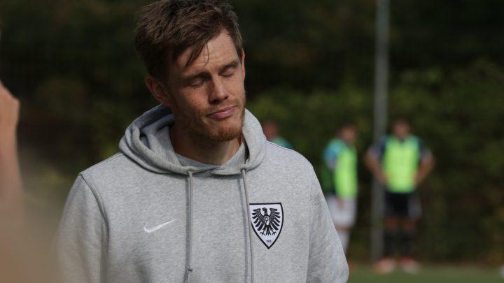 Sören Weingärtner, Trainer der U23.