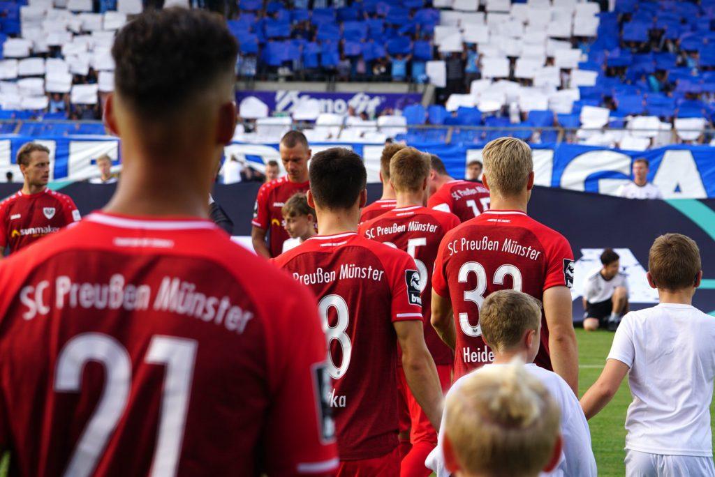 1860 München Spielstand
