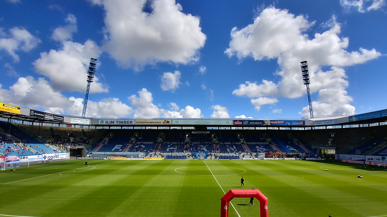 Spielstand Hansa Rostock