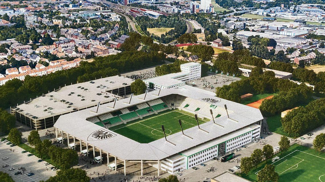 Stadion Preußen Münster