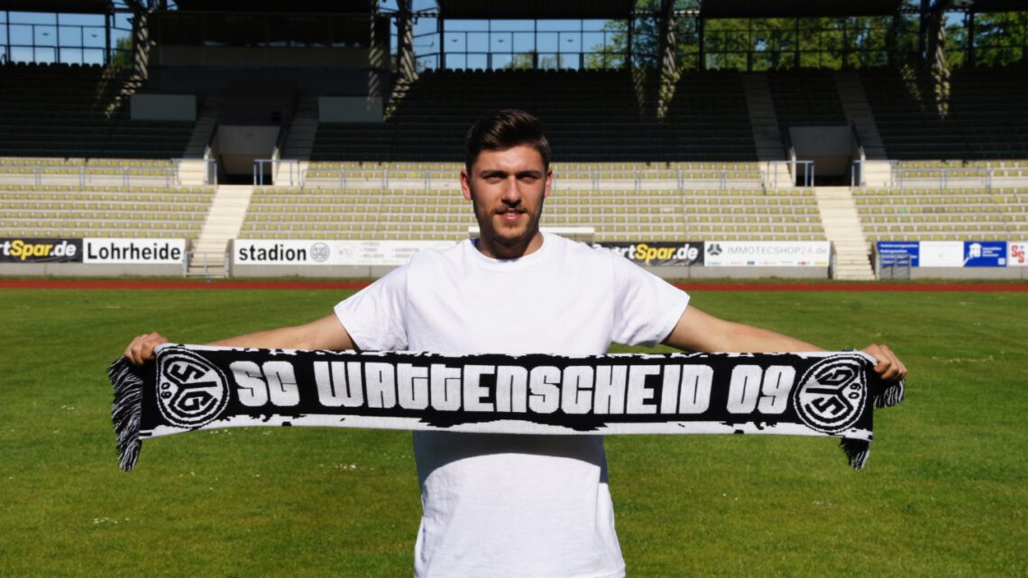 Fabian Kerellaj wechselt zur SG Wattenscheid. Foto: SGW