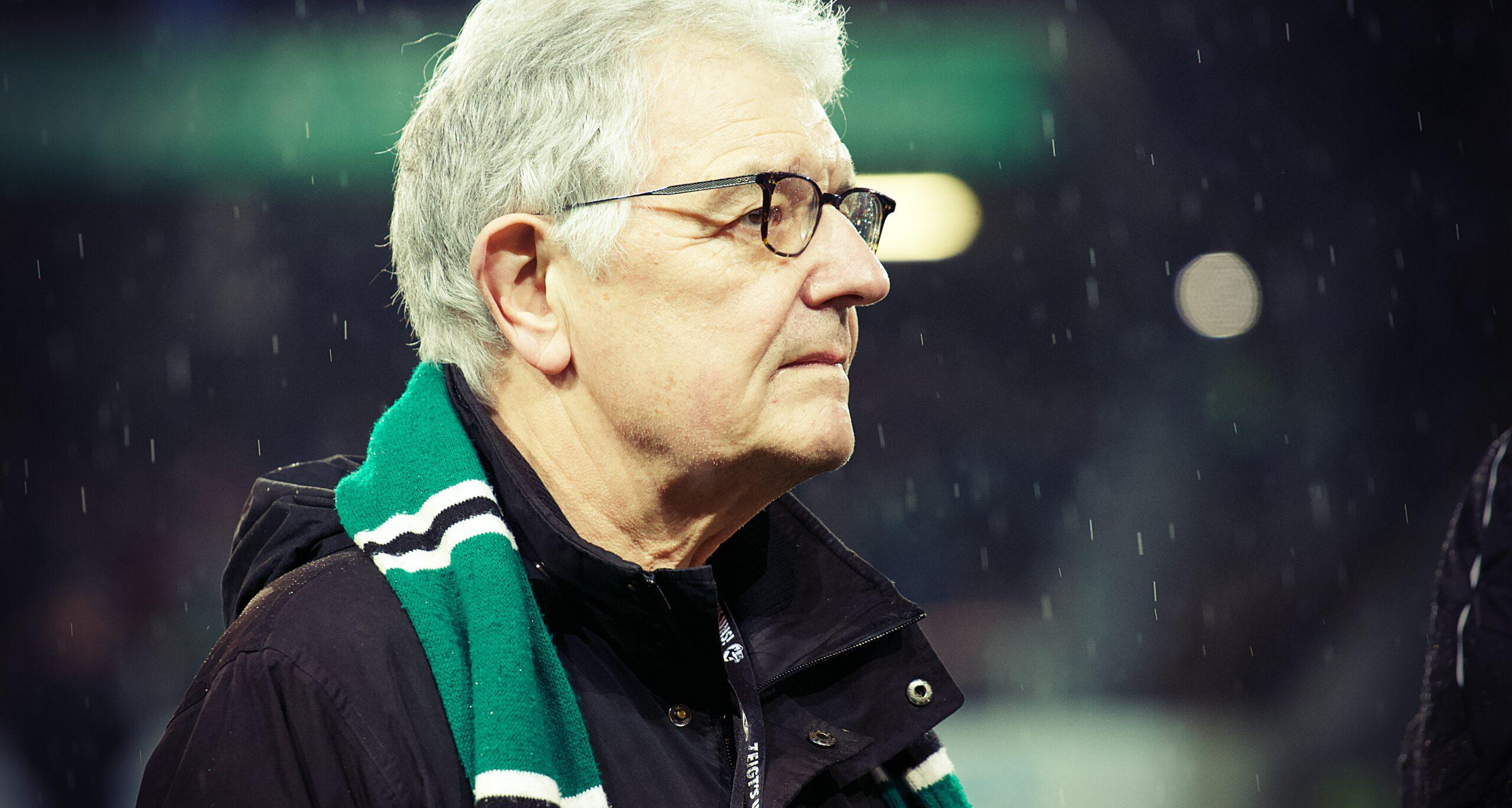 Präsident Christoph Strässer. Foto: Schulte