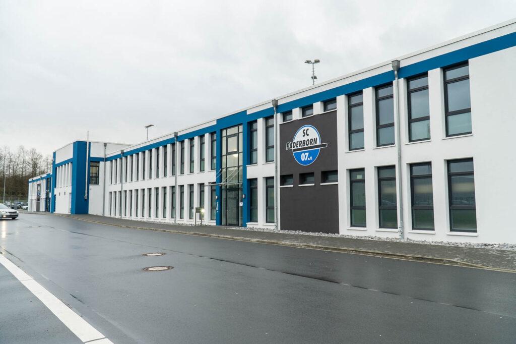 Das NLZ des SC Paderborn